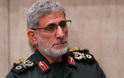 Why Iran's Quds Force chose Esmail Qaani